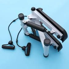 FHS Slimming Machine <b>Multifunction Mini Exercise Bike</b> Steppers ...