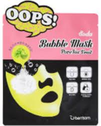 Spectacular Savings on <b>Berrisom Soda Bubble Mask</b> - Poretox Fruit ...
