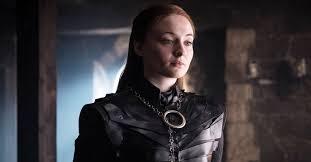Game of Thrones season 8, episode 2: Sansa Stark's <b>leather</b> armor ...