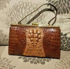 <b>Crocodile Leather Bags</b> & Handbags for Women for sale | Shop with ...