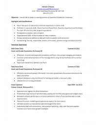 Tutor Resume Admine Author Lesson Plan Template Image