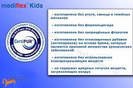 <b>Аскона</b> - Детский <b>матрас Mediflex</b> Tutsy <b>Kids</b> - купить в интернет ...