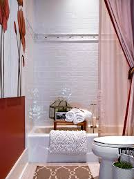 bathroom color and paint ideas pictures tips from hgtv transitional with terra cotta accent wall blog spa bathroom