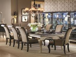 astonishing modern dining room sets: astonishing icicle chandelier mixed with unique wall rack and pretentious dining room sets