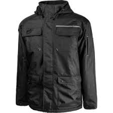Terra <b>Men's</b> Extra-Large Black Bolt Lined <b>High Quality</b> Supreme ...