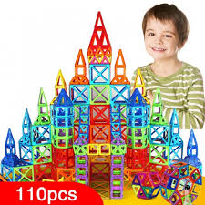 110-Piece Mini Magnetic Designer Construction Set Model - Free ...
