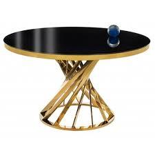 Обеденный <b>стол Twist</b> с металлическим основанием — купить по ...