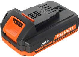 <b>Аккумулятор PATRIOT BL202 20V</b> 2Aч