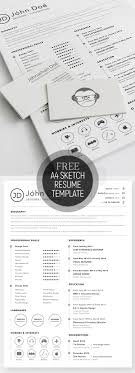 resume templates for 2017 bies graphic design junction a4 resume sketch template