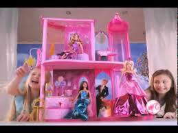 Замок Академия <b>Принцесс</b> для <b>кукол</b> Барби - YouTube