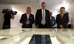 Presidente do Governo inaugura Núcleo de Vila do Porto do Museu de Santa Maria