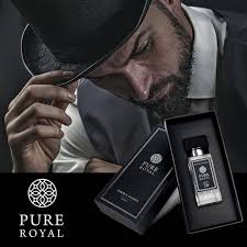 Pure Royal Collection for Him – Fragrance <b>&</b> Products with Crowvery