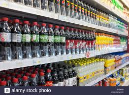 Cool Drink Fridge Fizzy Drinks Stock Photos Fizzy Drinks Stock Images Alamy