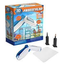 <b>3D Magic Maker</b> ручка для создания объемных моделей <b>Freestyle</b> ...