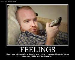 funny feelings