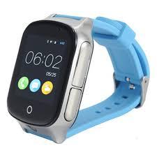 <b>Детские</b> смарт-часы Smart Baby Watch <b>T100</b> Silver/Blue - отзывы ...
