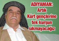 SIDDIK GÜLER / HAMZA GÜNDÜZ HAKKARİ - Hakkari ve Şırnak'ta 30 yıl boyunca kesintisiz olarak PKK ile savaşan Jîrkî Aşireti'nin önde gelenlerinden ve ... - 50304