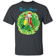 <b>Rick and</b> Morty Christmas <b>Sweatshirt</b> Ls <b>Hoodie</b> - Q-Finder Trending ...
