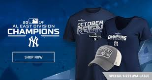 <b>New</b> York Yankees AL East Champs Gear, Yankees Division ...