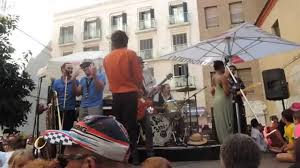 Feria de Malaga 2015: <b>Free Soul</b> Band 2015: Pulp Fiction, Survive ...