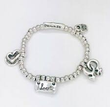 Модные <b>браслеты</b> из бисера <b>UNOde50</b> серебро - огромный ...