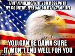 American Flag Meme Generator - Imgflip via Relatably.com