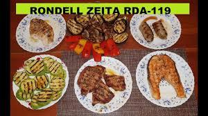 отзыв на <b>сковороду</b> гриль <b>RONDELL ZEITA</b> RDA 119 - YouTube