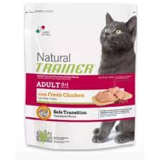 <b>Корм для кошек Trainer</b> Natural with fresh chicken от 1 года ...