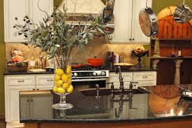 how to decorate your kitchen island