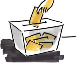 Resultado de imagen de urnas de votacion