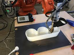 How to Supersize 3D Printed Art With <b>a Robot</b> - RoboDK blog