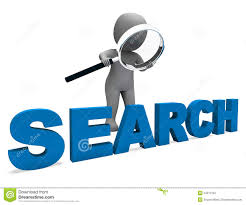 find a job online job search engine stock photo image 51614955 search character shows internet and online research stock photography