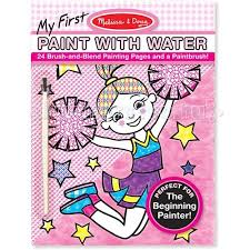 <b>Раскраска Melissa</b> & <b>Doug Впервые</b> рисуем водой 3183 ...