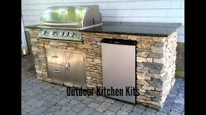 Prefab Outdoor Kitchen Island Outdoor Kitchen Kits Youtube
