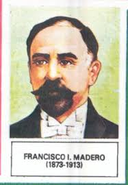 El golpe de Estado de Victoriano Huerta concluyó con el asesinato de Madero. - MEXICO-11