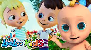 Rig-a-Jig-Jig - EDUCATIONAL Songs for <b>Children</b> | LooLoo <b>Kids</b> ...