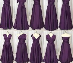 <b>Superkimjo Brautjungfernkleid Purple</b> Bridesmaid Dresses Long ...