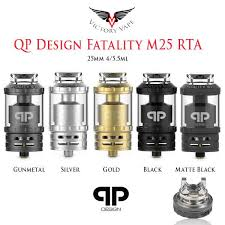 <b>QP Fatality</b> M25 RTA • 25mm 4/5.5ml