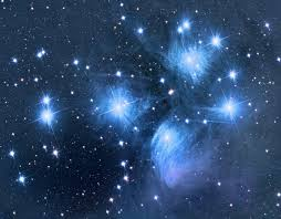 <b>Hot Blue</b> Stars of Pleiades Sparkle <b>in</b> Spectacular Photo | Space