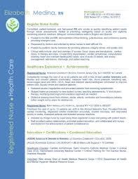 Nursing Resume Sample  amp  Writing Guide   Resume Genius Pinterest