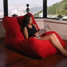 <b>LEVMOON Beanbag Sofa</b> Chair Football Star Seat Zac Comfort ...