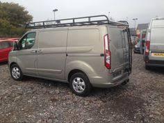 Ford Transit Rhino tow bar | A Van Life | Rhino roof racks, Roof rack ...