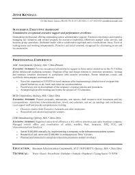 sample resume for office administrator  seangarrette co   sample resume for office administrator