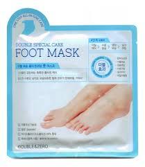 Double & Zero <b>маска для ног комплексный</b> уход double special ...
