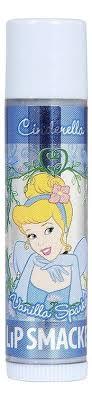 <b>Бальзам для губ Cinderella</b> Vanilla Sparkle Lip Balm 4г (ваниль ...