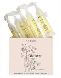 Kapous Treatment <b>Лосьон против выпадения волос</b> Active Plus 5 ...