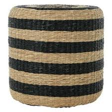 ASHBY <b>SEAGRASS</b> POUFFE - £94.39 | PicClick UK