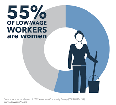 demographics the state of low wage north carolina explore this section to examine in detail who is most impacted by low wage work