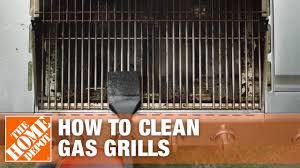 How to Clean a <b>Gas Grill</b> | The Home Depot