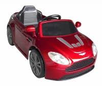 Детский <b>электромобиль Chien Ti Aston</b> Martin CT-518R, цвет ...